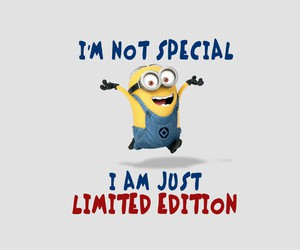 minions, special, and funny image