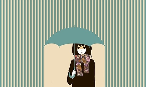 Girl-illustration-lluvia-rain-scarf-favim.com-138067_large