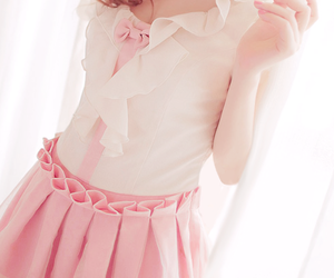 fashion, kawaii, and pink image