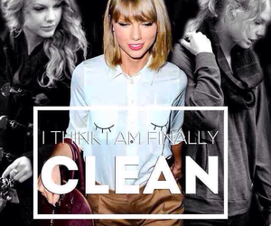 clean, girl, and Taylor Swift image