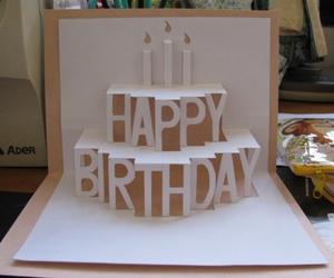 birthday card, diy, and gifts image