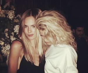 blonde, merethe hopland, and girl image