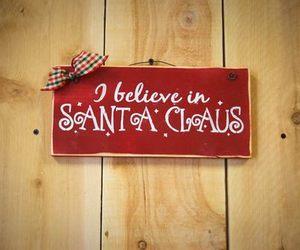 christmas, santa claus, and santa image
