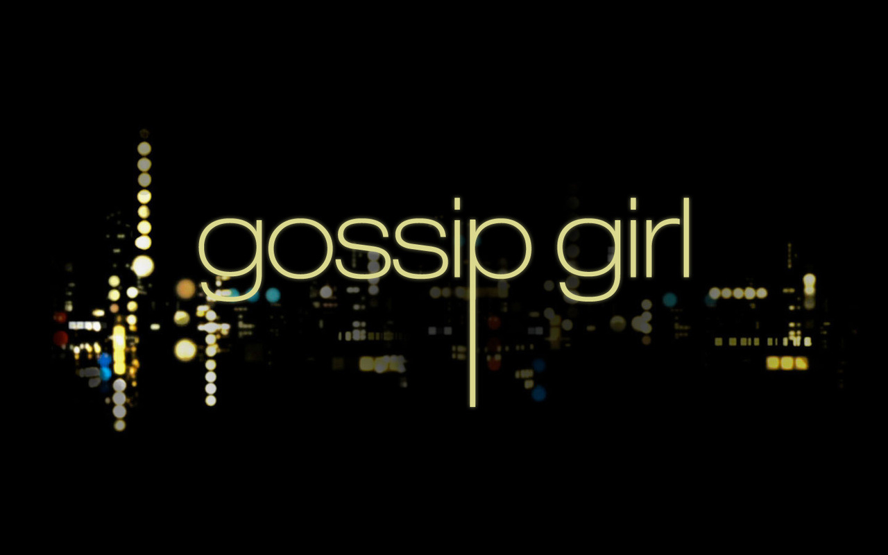 gossip girl and xoxo image