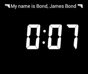 007, funny, and James Bond image
