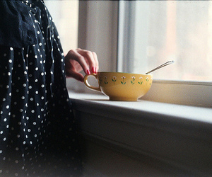 cup, girl', and lluly image