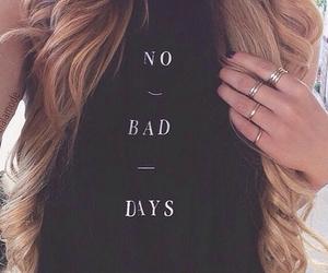 girl, bad, and black image
