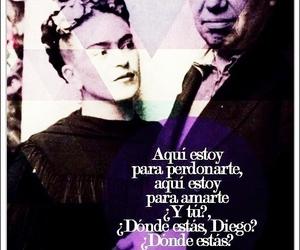 Frida, Diego Rivera, and frida kahlo image