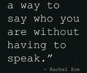 style, quotes, and rachel zoe image