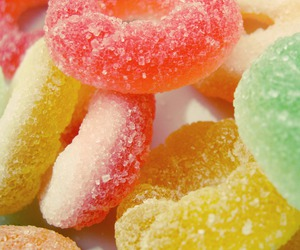 beautiful, candy, and colorful image