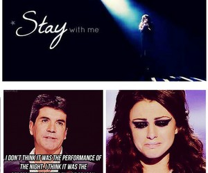 cher lloyd, stay, and x factor image