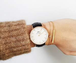 accessories, jewelry, and daniel wellington image