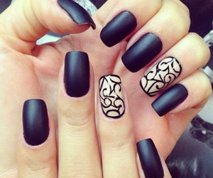 desing, nails, and nails art image