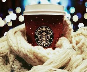 coffe, starbucks, and warm image
