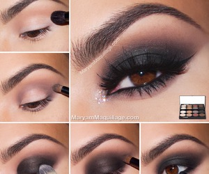 makeup, style, and make up image