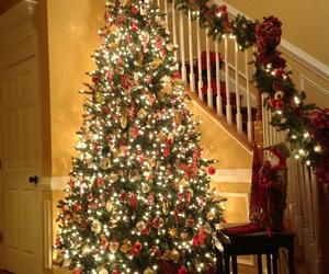 christmas, beautiful, and christmas tree image