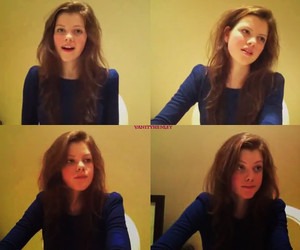 georgie henley, girl, and pretty image