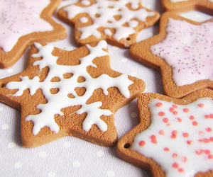 biscuit, christmas, and noel image
