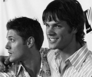 best friends, boys, and Jensen Ackles image