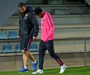 neymar jr and Barcelona image