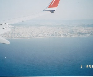 Barcelona, fly, and city image