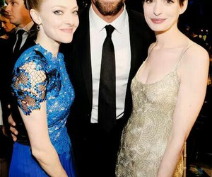 hugh jackman, les miserables, and amanda seyfried image
