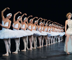 ballet and vogue image