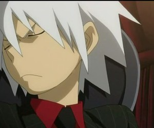 anime, soul eater, and soul eater evans image