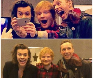 adorable, Harry Styles, and selfie image