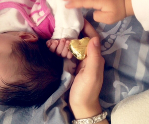baby, arab baby, and cute image