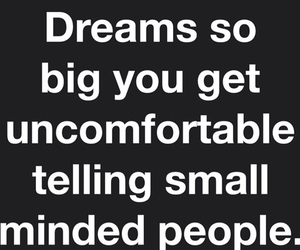Dream, quote, and quotes image