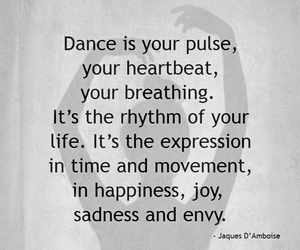 dance, quotes, and dance quotes image