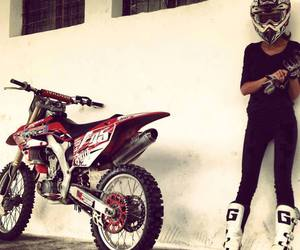 cross, motocross, and moto image