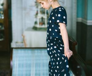 baby, dress, and fashion image