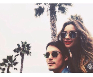 shay mitchell, pll, and tyler blackburn image