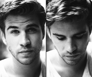 liam hemsworth, boy, and liam image
