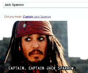 funny, google, and jack sparrow image