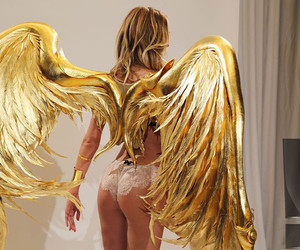 angel, Victoria's Secret, and candice swanepoel image