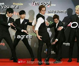 funny, kpop, and mir image