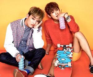 teen top, chunji, and l.joe image