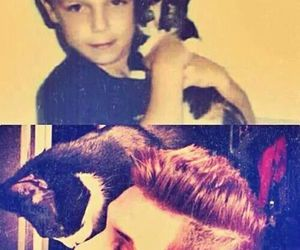 andy biersack, cat, and bvb image
