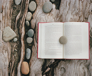 book, photography, and rock image