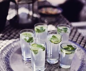 delicious, drinks, and mojito image