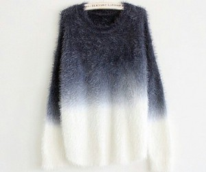 sweater, outfit, and winter image