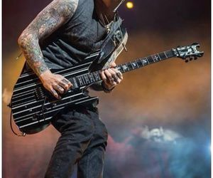 avenged sevenfold, synyster gates, and brian haner jr image