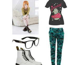 fashion, monster, and paramore image