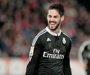 real madrid and isco alarcon image