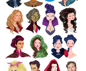 once upon a time, ️ouat, and snow white image
