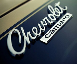 car, camaro, and chevrolet image