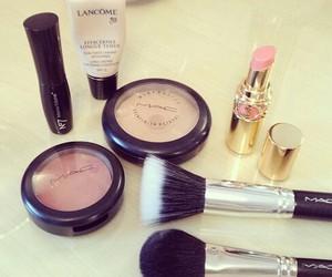 mac, cosmetics, and make up image